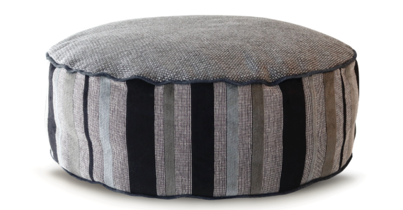 High Dog Bed Small Grey Black – Julie London Design Sydney