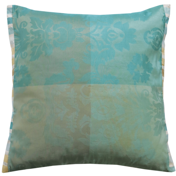 Luxury Silk Cushion Julie London Design Sydney back
