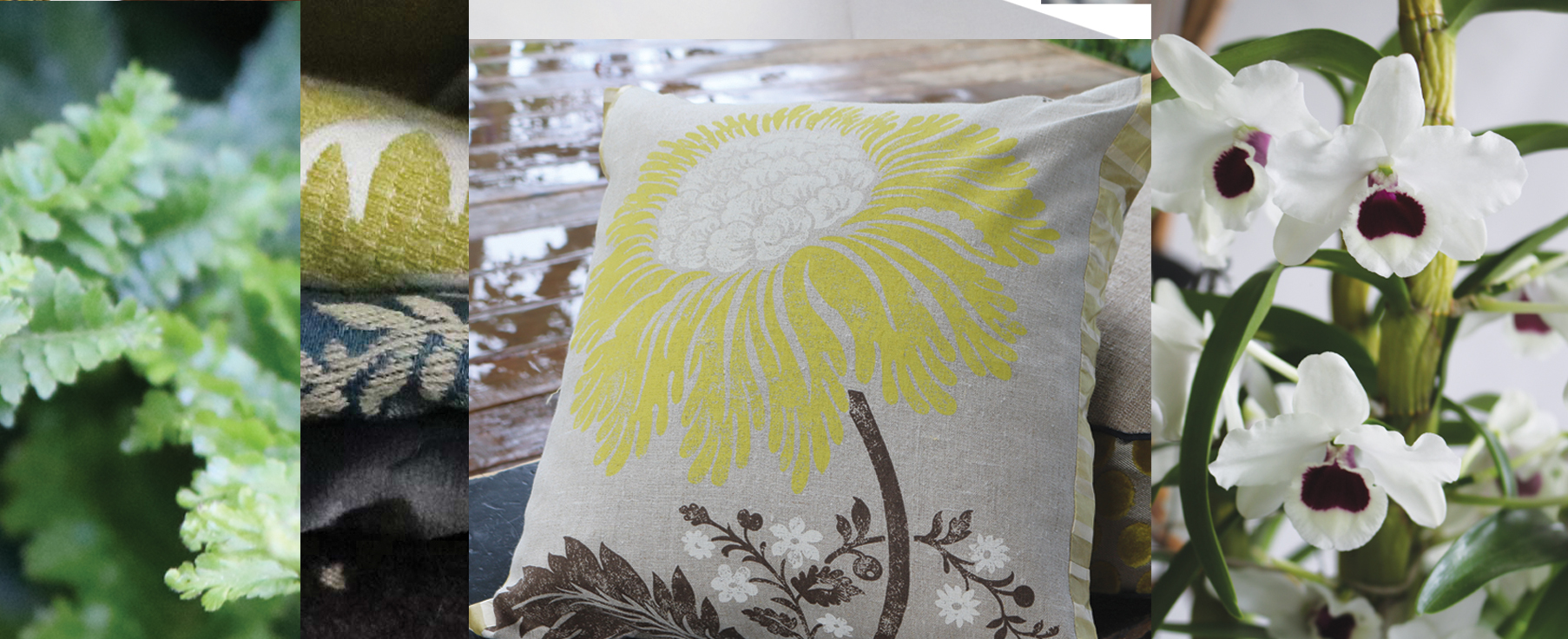 Linen Cushions - Julie London Design