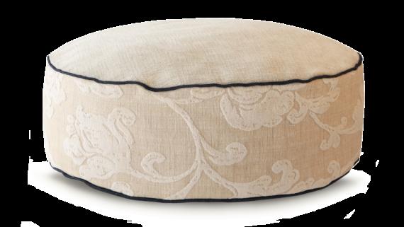 High Dog BedSmall Velvet Cream – Julie London Design Australia