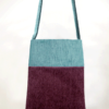 Hummingbird Handbag Velvet Toggle back - Julie London Design