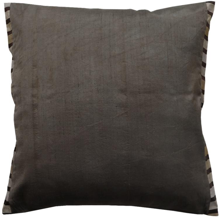 4_CUSH011_backUnique Silk Cushion Julie London Design Sydney back