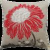 Designer Linen Cushion Julie London Design Sydney front