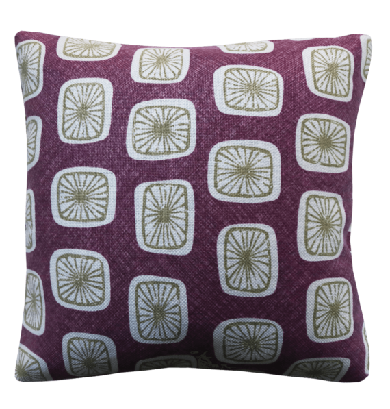 Cushion 50s Style back - Julie London