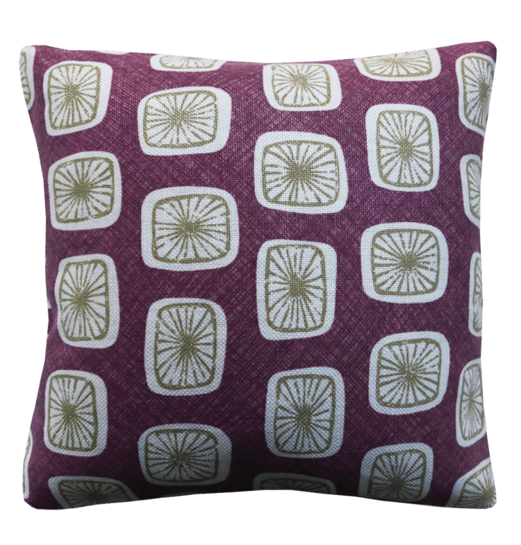 Cushion 50s Style front - Julie London