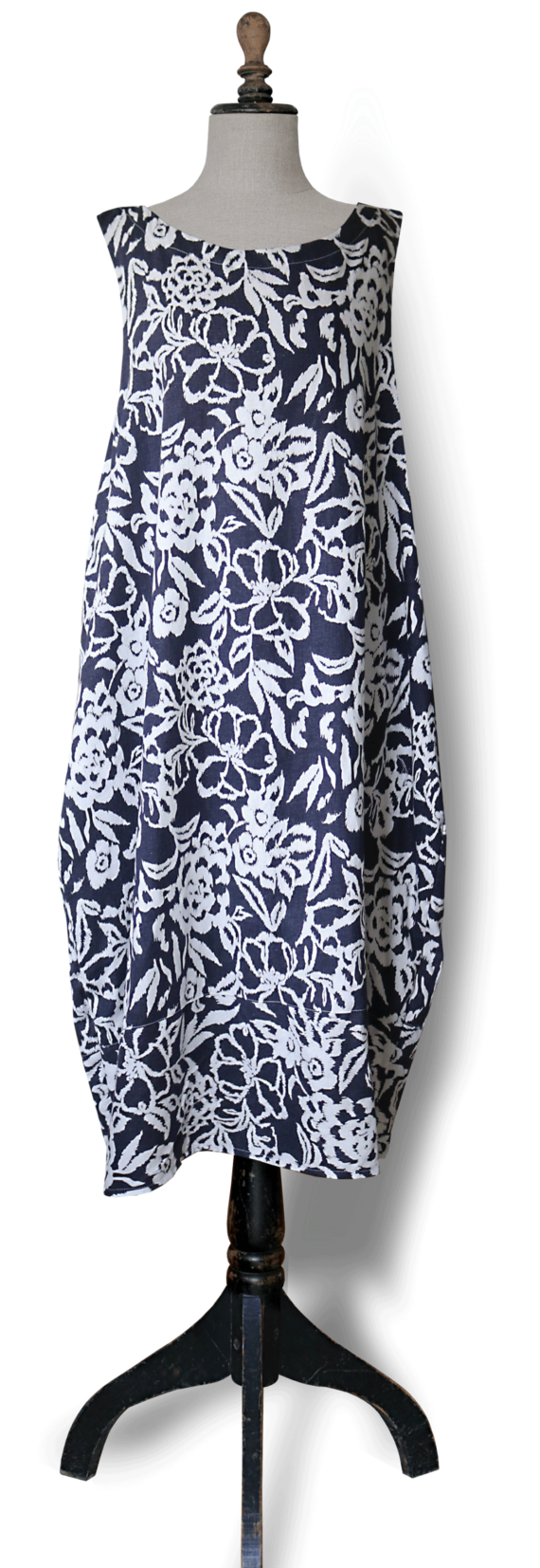 Cotton Maxi Dress Julie London Design