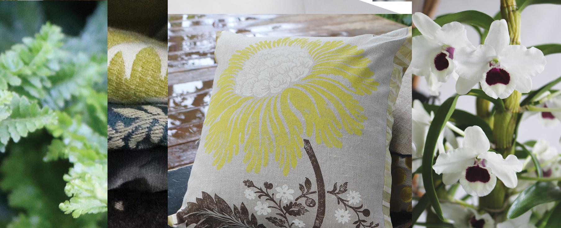 Linen Cushions - Julie London Design