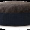 Hard Wearing Dog Bed LargeNavy Brown - Julie London