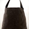 Mother Hen Large Tote Bag Rich Red back - Julie London design