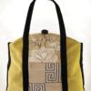 Butterfly Handbag Lemon Floral front- Julie London design